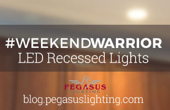 Weekend Warrior Recessed Lighting Project, Part Two